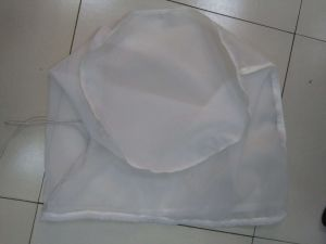 "12""*12"" 200 Micron Nylon Mesh Nut Milk Filter Bag Filter Strainer pictures & photos"