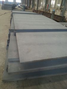 Structure Hot Rolled Carbon Steel Plate 450em pictures & photos
