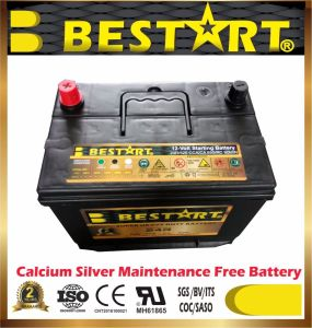 Sealed Automotive Battery Bci 24r for South American pictures & photos