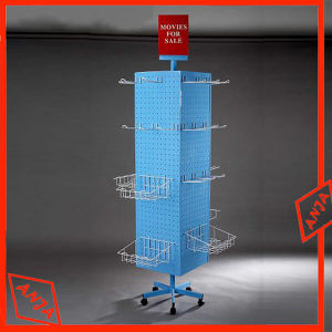 Metal Magazine Display Stand Rack for Store pictures & photos