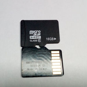 100% Full Capacity Memory Card High Speed 16GB 3.0made in Taiwan (TF-4010) pictures & photos