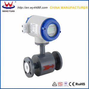 24VDC Liquid Electromagnetic Flowmeter Price pictures & photos