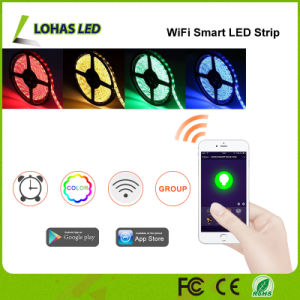 Smartphone Controlled RGB LED Strip Light Kit pictures & photos