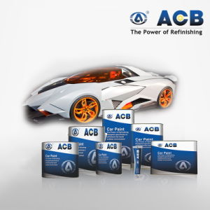 Auto Paint Color Chart Car 1k Basecoat pictures & photos