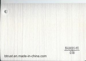 Wood Grain PVC Decorative Film/Foil for Cabinet/Door Vacuum Membrane Press Bgl061-066 pictures & photos
