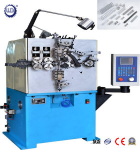 2017 High Quality CNC Spring Coiling Machine Supplier From China pictures & photos