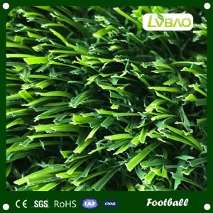 Football Artificial Turf S Shape Yarn Artificial Grass pictures & photos