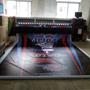 Custom Outdoor Large Size Digital Printing Vinyl Banner pictures & photos