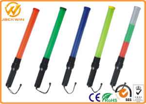 LED Flashing Traffic Control Signal Baton Rechargeable Traffic Safety Baton pictures & photos