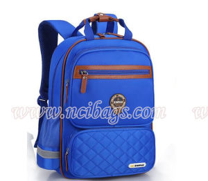 2017 Hot Selling New Design Wholesale School Bag for Students pictures & photos