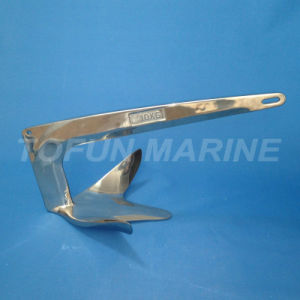Stainless Steel 316 Bruce Anchor for Boat pictures & photos
