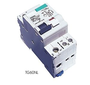 Tg60nl Residual Current Circuit Breaker (RCCB) pictures & photos