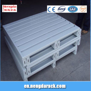 Steel Pallet 1.2*1.0m Pallet for Storage pictures & photos