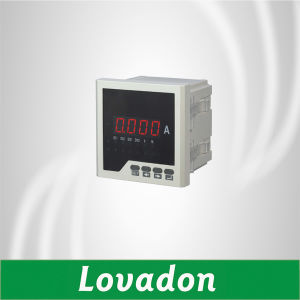 Lh-Da31 Single Phase Digital Current Meter 96*96mm Current Meter Digital Analog DC Ampere Meter pictures & photos