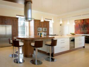 New Modern PVC Finish Philippines Design Kitchen Cabinet Prima pictures & photos