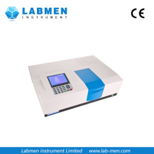 Double Beam Ultraviolet Spectrophotometer 190-1100nm pictures & photos