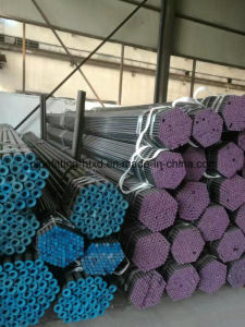 Black Carbon Seamless Steel Pipe pictures & photos