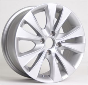15 Inch Alloy Wheel with PCD 5*100 pictures & photos