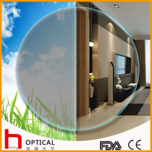 1.56 Round Top Photochromic Gray Optical Lens Hc pictures & photos