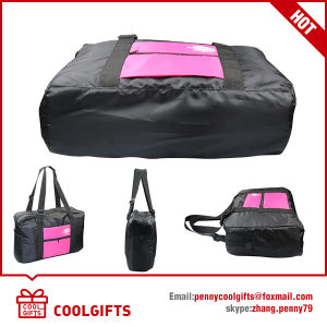 New Polyester Foldable Luggage Bag for Gift pictures & photos