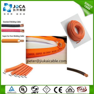 Ce Certificate Flexible Copper Rubber Sheathed Welding Cable pictures & photos