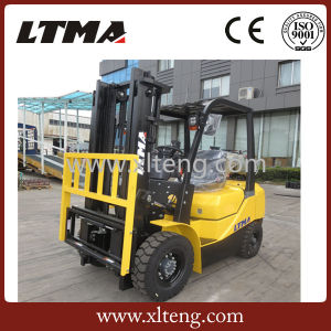 Good Service Mini 1- 2.5 Ton LPG Forklift Price pictures & photos