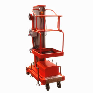 10m Height Movable Hydralic Work Platform for Outdoor Operating pictures & photos