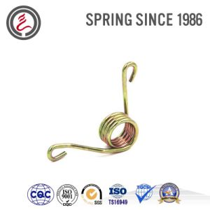 Zinc Plating Torsional Springs for Automotive Transmissions pictures & photos
