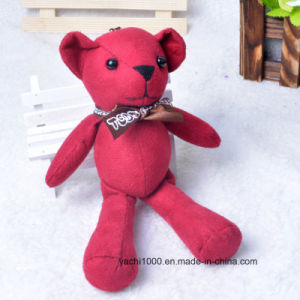 Novely Plush Bear Keychain Teddy pictures & photos