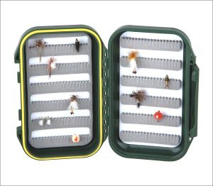 Wholesale Fly Fishing Waterproof Fly Box pictures & photos
