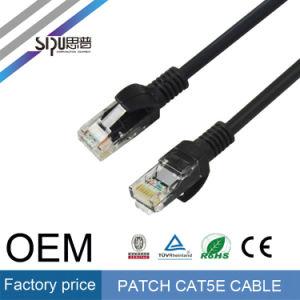 Sipu Wholesale UTP Cat5 Patch Cord PVC Cat5e Patch Cable pictures & photos