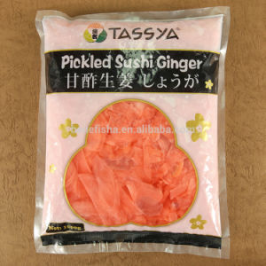 Tassya Pickled Sushi Ginger Pink pictures & photos