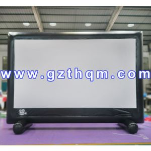 Durable PVC Tarpaulin Outdoor Inflatable Movie Screen/Giant Inflatable Advertising Screen pictures & photos