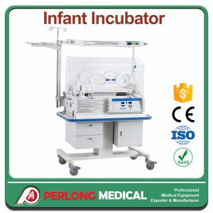 Newborn Neonatal Infant Baby Incubator with Phototerapy Unit pictures & photos