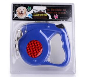 4LED 14.7FT Retractable Dog Leash for Small/Medium pictures & photos