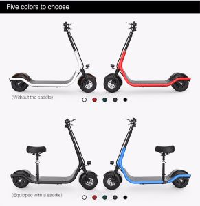 Electric Harley Scooter with Child pictures & photos