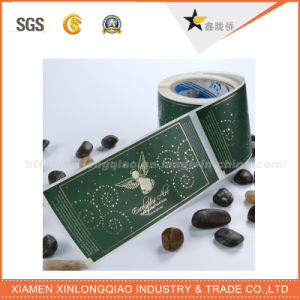 Printing Self-Adhesive Barcode Printed Paper Sticker Printer Service Label pictures & photos