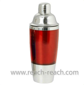 Double Wall Stainless Steel Cocktail Shaker (R-S022) pictures & photos