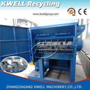 Plastic Film Lump Bag Block Pipe Recycling Shredder Machine pictures & photos