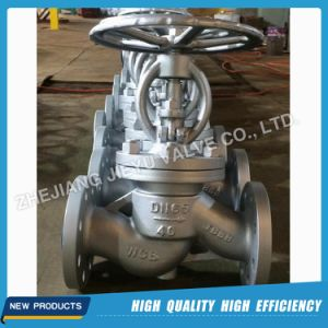 DIN3230 GS-C25 Wcb A216 Rising Stem Globe Valve with Ce pictures & photos