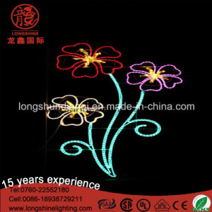 LED Decorative Motif Light /LED Pole Motif Light/LED Christmas Light/Decoration Light pictures & photos
