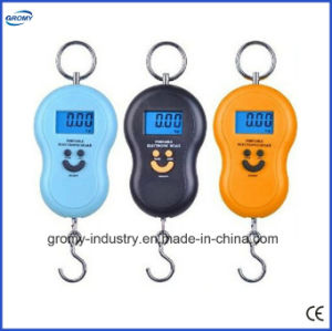 Smile Face Digital Hanging Scale A04 pictures & photos