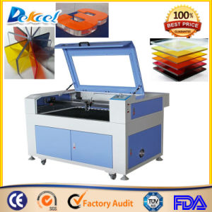 Good Price 10-15mm Acrylic CO2 Laser CNC Cutter pictures & photos