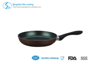 24cm Aluminium Fry Pan Without Lid pictures & photos
