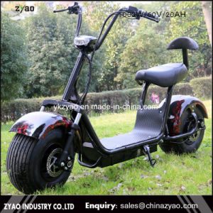 2017 New Products 60V 1500W 2 Wheel Electric Scooters for Adults Outdoor Sports with Ce FCC RoHS Harley pictures & photos