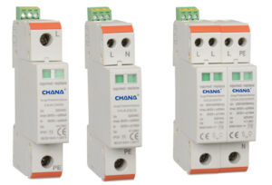 40ka 1000V 2p 4p Protector Surge Protective Device SPD pictures & photos