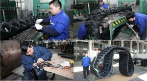 450*71*82 Case Caterpillar Ihi Imer Sumitomo Rubber Tracks, Excavator Tracks pictures & photos