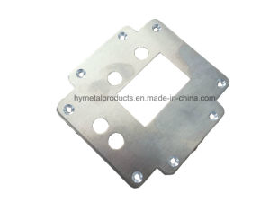 Metal Stamping Part, Stamped Metal Part with Coating pictures & photos