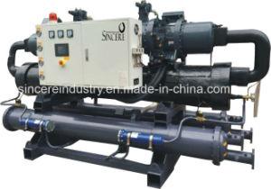 Plastic Industrial Screw Compressor Water Chiller pictures & photos