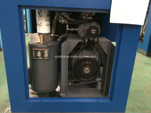 Kaishan High Pressure 13bar Belt Connecting Screw Air Compressor LG-0.8/13A pictures & photos
